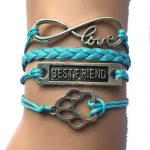 -10pcs-Lot-11-Colors-Mixed-Handmade-Leather-Wrap-Infinity-Love-Best-Friend-PAW-Charm-WRAP.jpg_640x640 (1)